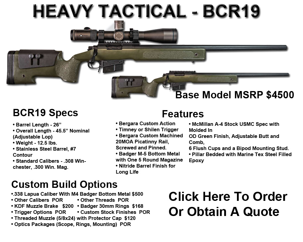 HEAVY TACTICAL - BCR19