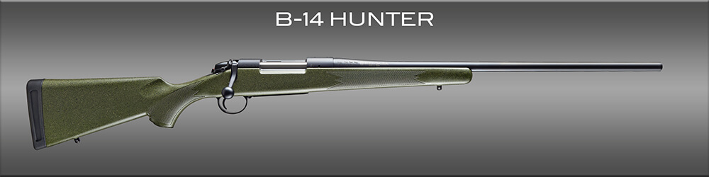 The Bergara B-14 Hunter is the most affordable rifle for hunting.