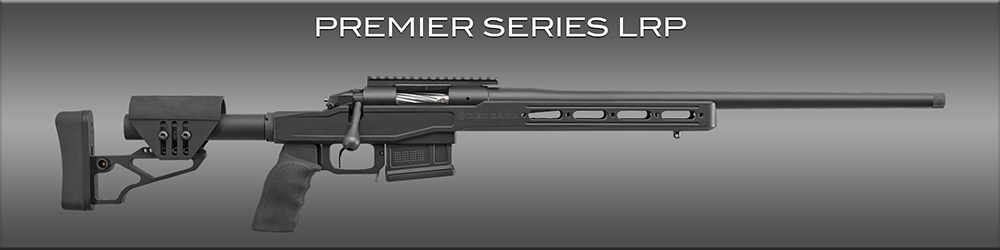 The Bergara Premier series LRP rifle is the most accurate tactical rifle.